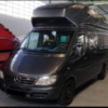 MERCEDES JAMES COOK 316 CDI WESTFALIA