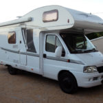 HYMER CAMP C644 - 6 PLAZAS