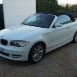 BMW SERIE 1 123d CABRIO