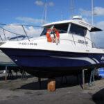 ORCA 840 CON YANMAR 260 CV